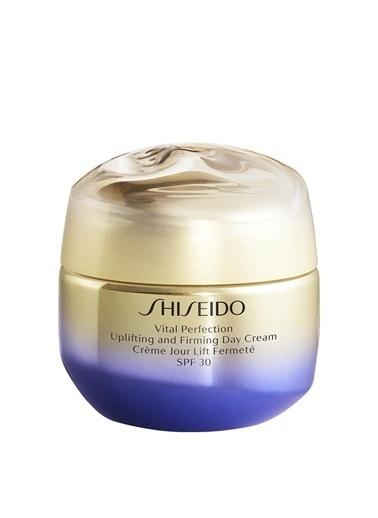 Shiseido Shiseido Vital Perfection Uplifting And Firming Day Reneura++ Teknolojili Krem 50 ml Renksiz
